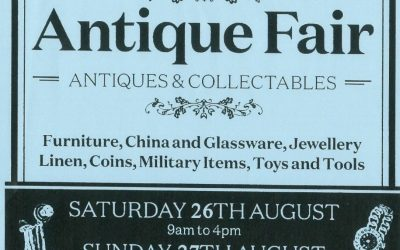 Antique Fair 2017