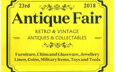 Antique Fair 2018