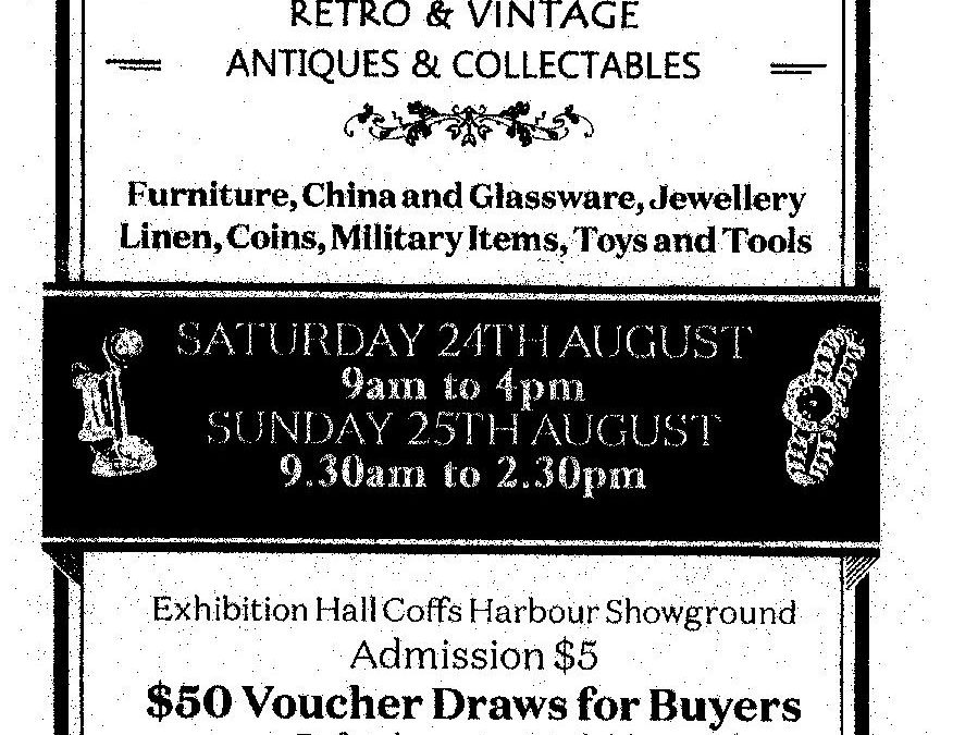 Antique Fair 2019