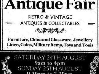 Antique Fair 2019