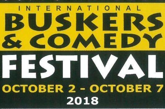 Buskers & Comedy Festival 2018